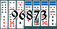 Solitaire №96873