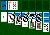 Solitaire №96878