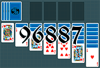 Solitaire №96887