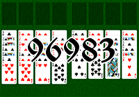 Solitaire №96983