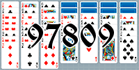 Solitaire №97809
