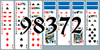 Solitaire №98372