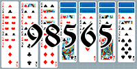 Solitaire №98565