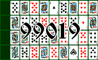 Solitaire №99019