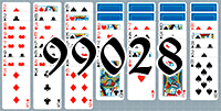 Solitaire №99028