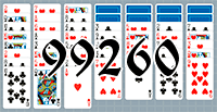 Solitaire №99260