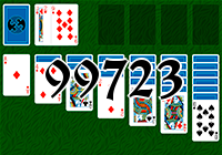 Solitaire №99723