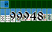 Solitaire №99948