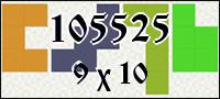 Полимино №105525