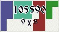 Полимино №105590