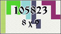 Полимино №105823