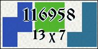 Полимино №116958