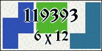 Полимино №119393
