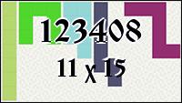 Полимино №123408