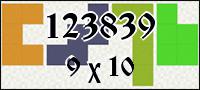 Polyomino №123839
