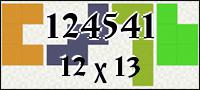 Полимино №124541