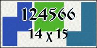Полимино №124566