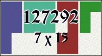 Полимино №127292