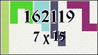 Polyomino №162119