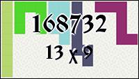 Полимино №168732
