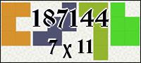 Полимино №187144