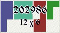 Полимино №202986