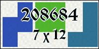Полимино №208684