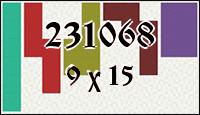 Polyomino №231068