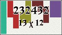 Polyomino №232432