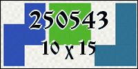 Polyomino №250543