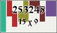 Polyomino №253245