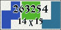 Polyomino №263254