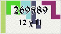 Polyomino №269589