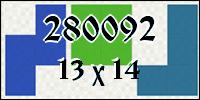 Polyomino №280092