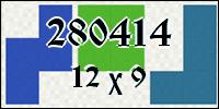 Polyomino №280414