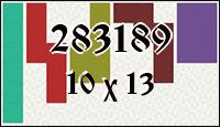 Polyomino №283189