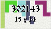 Polyomino №302143