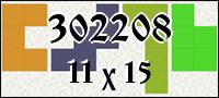 Polyomino №302208
