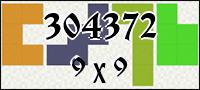 Polyomino №304372