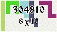 Polyomino №304810