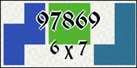 Полимино №97869