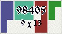 Полимино №98405