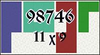 Полимино №98746