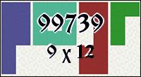 Полимино №99739