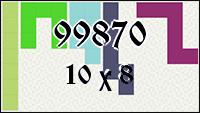 Полимино №99870