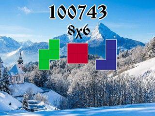 Puzzle полимино №100743