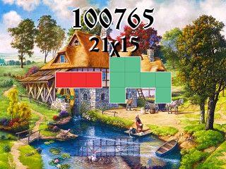 Puzzle полимино №100765