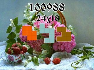 Puzzle полимино №100988