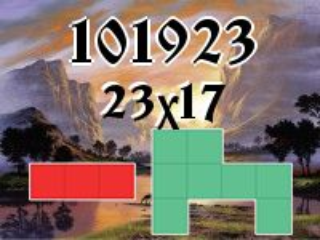 Puzzle полимино №101923