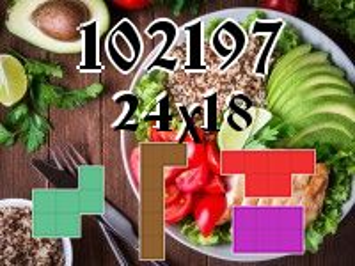 Puzzle полимино №102197